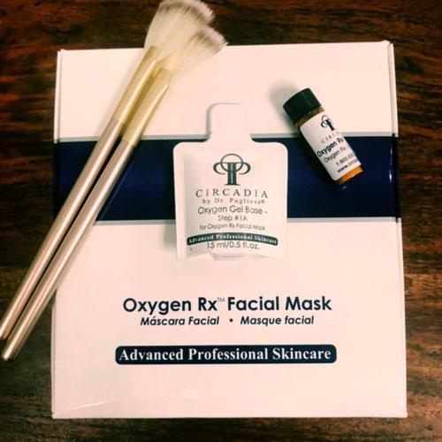 circadia oxygen facial mask